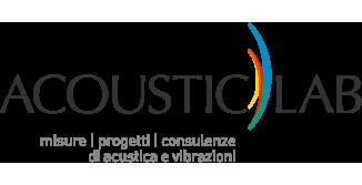 Acousticlab, misure, progetti, consulenze di acustica e vibrazioni